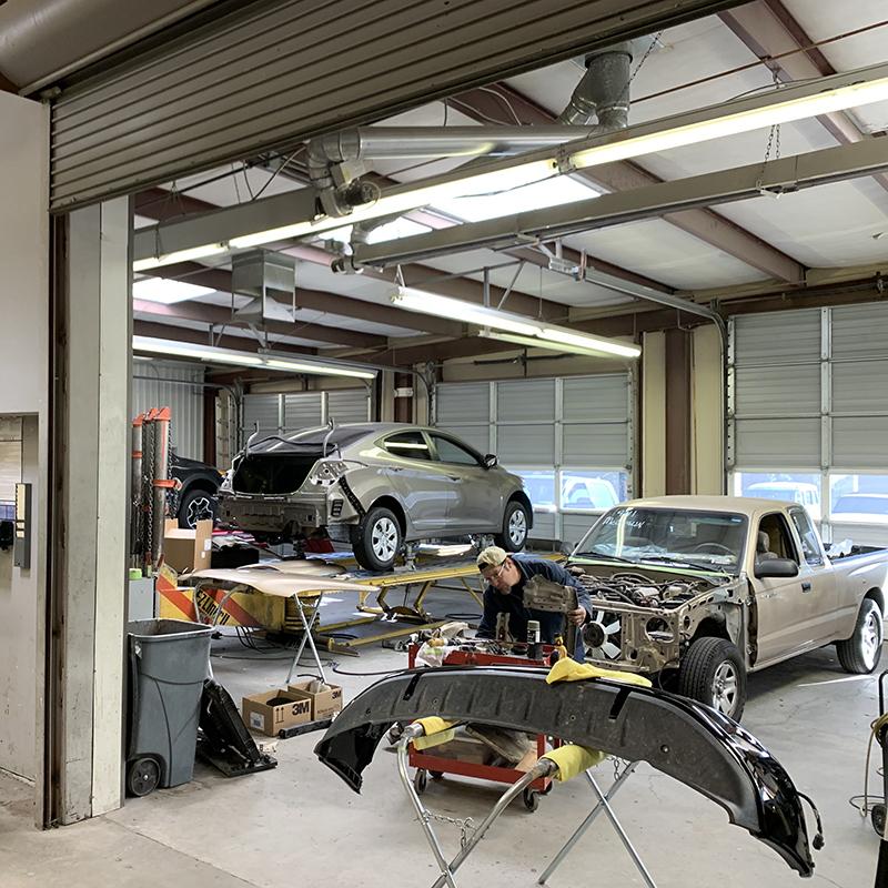 High Quality Auto Body Collision Repair